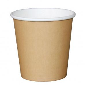 Fiesta Takeaway Espresso Cup Kraft 112ml x50