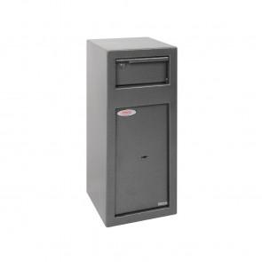 Phoenix Cash Deposit Drop Safe Silver 19Ltr 1K