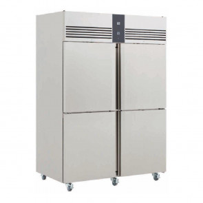 Foster EcoPro G2 4 Half Door 1350Ltr Cabinet Meat Fridge EP1440M4 10/212
