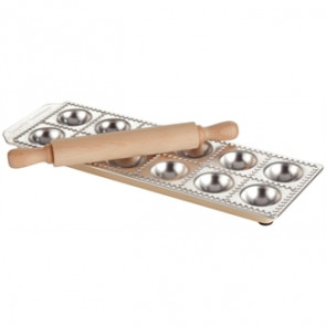 Imperia Ravioli Chef Tray with Roller