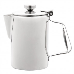 Olympia Concorde Coffee Pot Stainless Steel 20oz