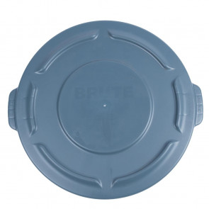 Rubbermaid Brute Snap On Lid Grey 75.7Ltr