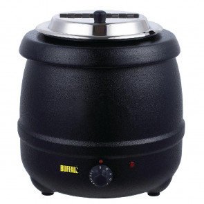 Buffalo Black Soup Kettle