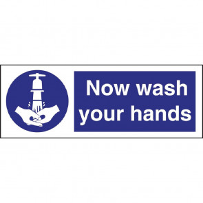 Vogue Now Wash Your Hands Symbol Sign
