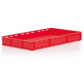 30x18 - Confectionery Tray Perforated Base - 20 Ltr