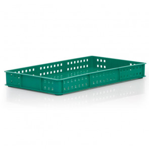 30x18 - Confectionery Tray Perforated - 20 Ltr