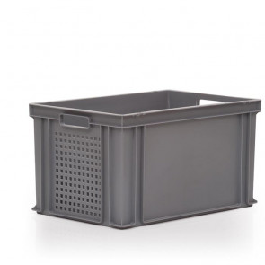 Grey Stacking Box D