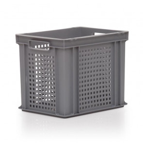 Grey Stacking Box B