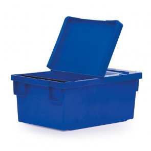 Hinged Security Lid for M712/M713 (Various Colours)