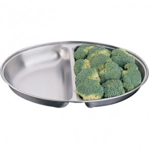 "Oval 12"" Vegetable Dish"