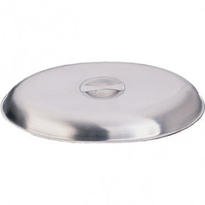 "Oval 8"" Vegetable Dish Lid"