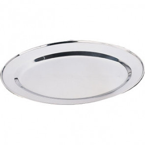 Oval Serving Tray 18""