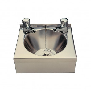 Vogue Stainless Steel Mini Wash Basin