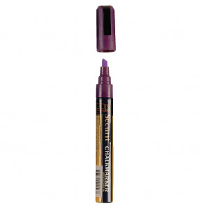 Chalkboard Purple Marker Pen 6mm Line