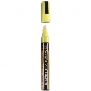 Chalkboard Yellow Marker Pen 6mm Line