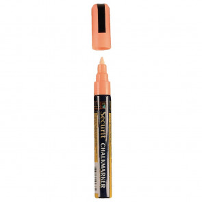 Chalkboard Orange Marker Pen 6mm Line