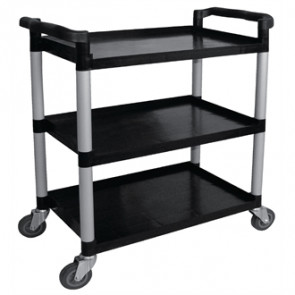 Polypropylene Mobile Trolley Large