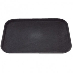 Kristallon Anti Slip Tray Black 14 x 18 in