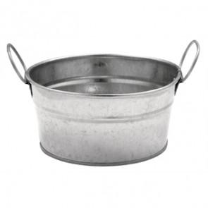 Round Steel Bucket