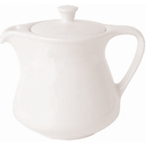 Royal Porcelain Classic White Tea Pots 750ml