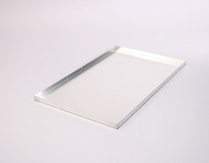 30x18x1 - 4 Sided - Aluminium