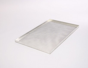30x18x1 - 4 Sided Perforated - Aluminium