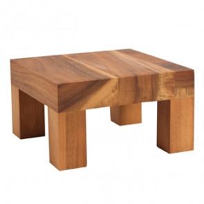 T&G Wooden Table Riser 120mm High