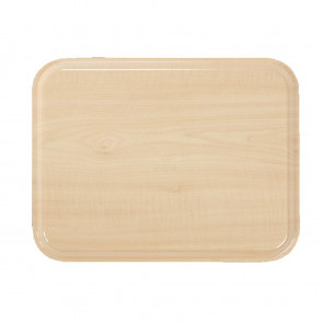Cambro Ultimate Tray 9.25 x 12.75 in Birch