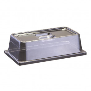 Steelite Polycarbonate GN 1/3 Platter Cover