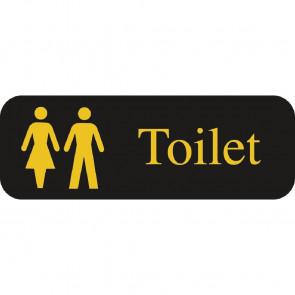 Toilet Symbol Sign