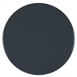 Werzalit Round Table Top Light Anthracite 600mm