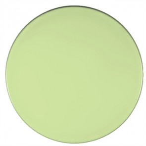 Werzalit Round Table Top Soft Green 600mm