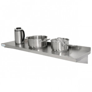Stainless Steel Kitchen Shelf 600mm