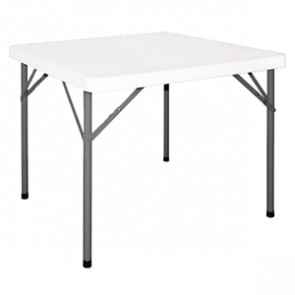 Bolero Foldaway Square Table 3ft