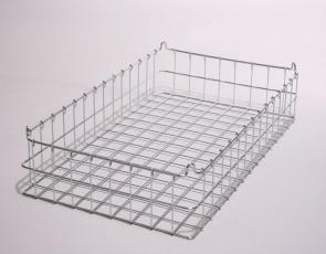 30x18x6 (50x50) Stacking Wire Tray