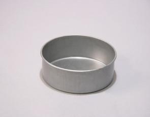 "8"" x 3 Inch Deep Cake Tin (76mm)"