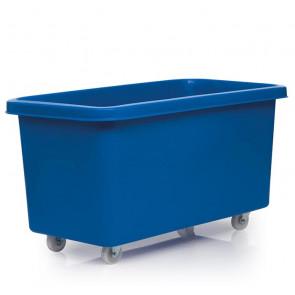 Blue Nesting Truck